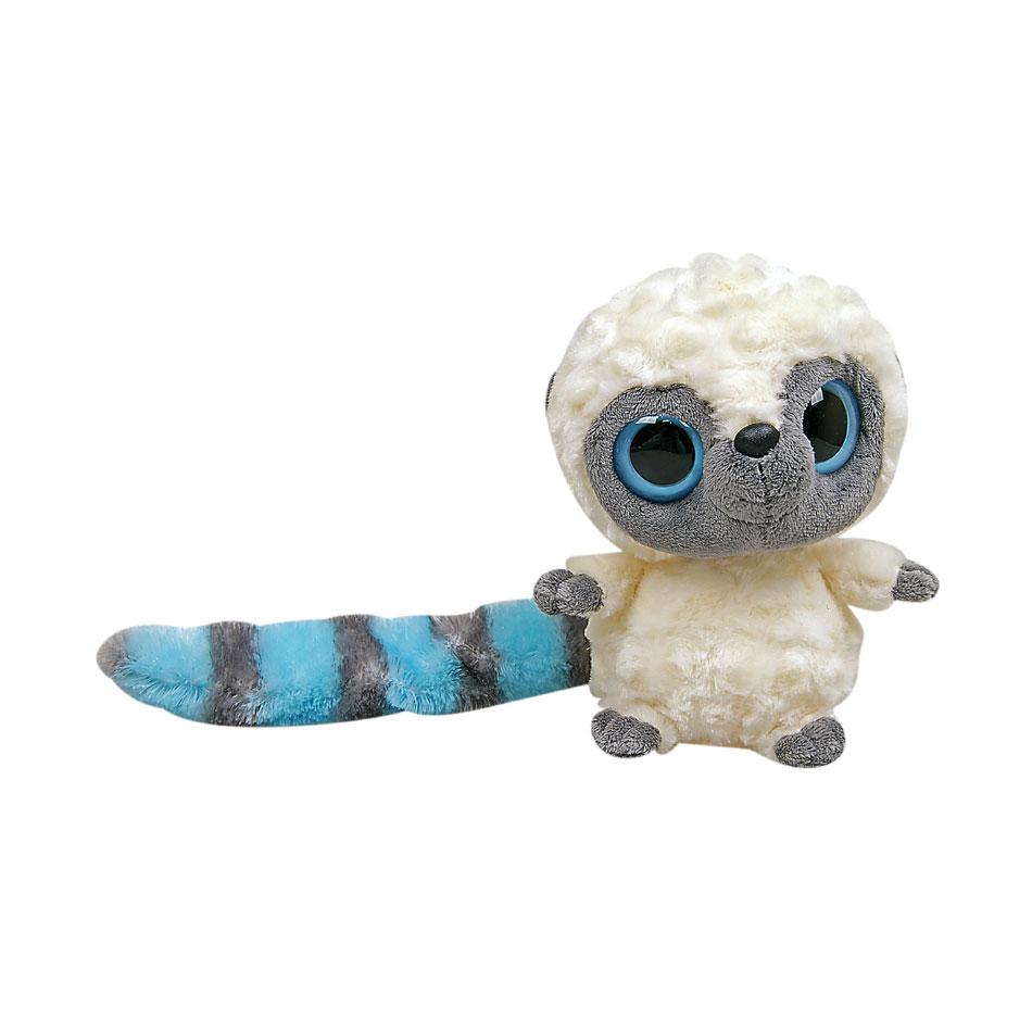 Мягкая игрушка AURORA Юху и друзья Юху голубой 20см<br>