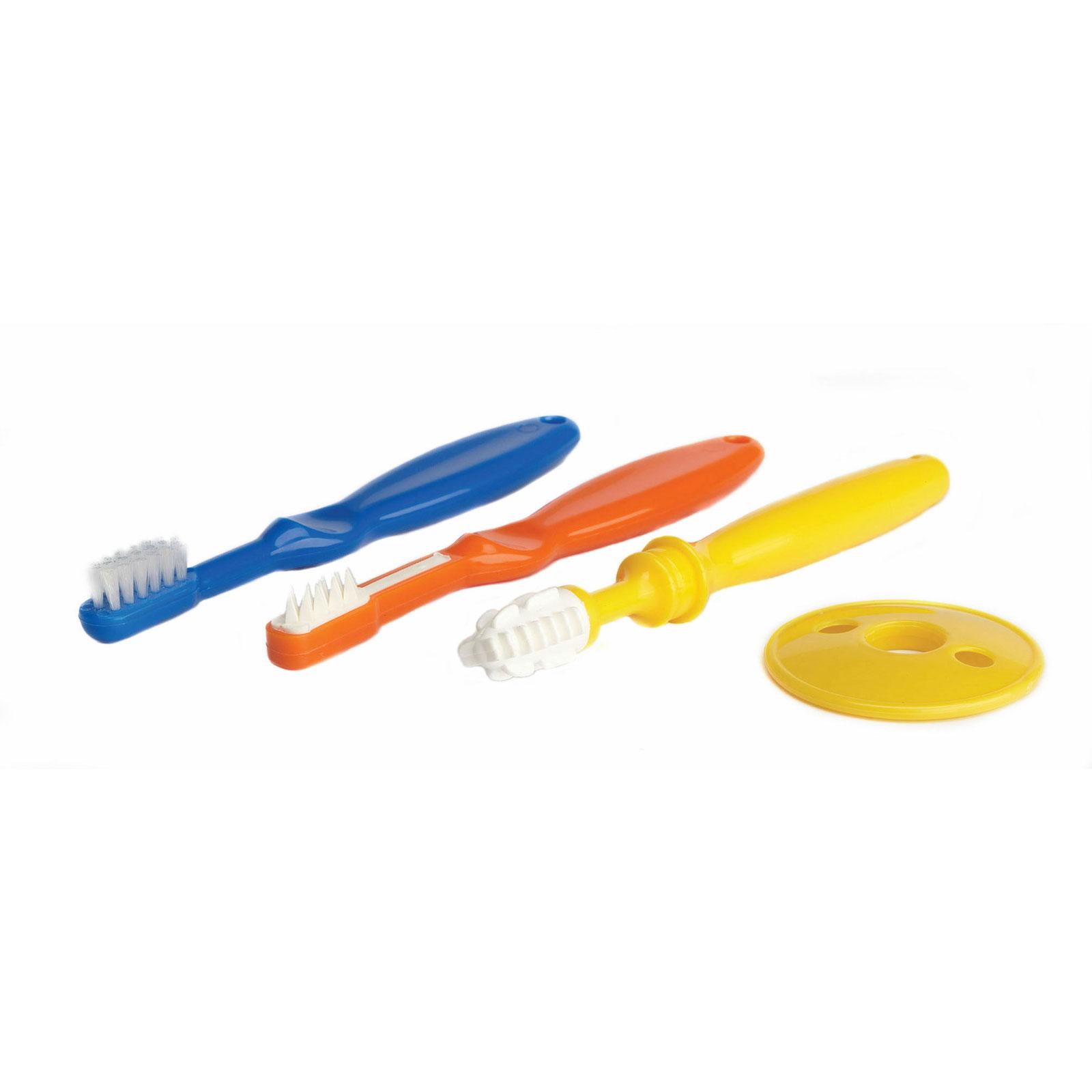 Набор Курносики зубных щеток детские<br>