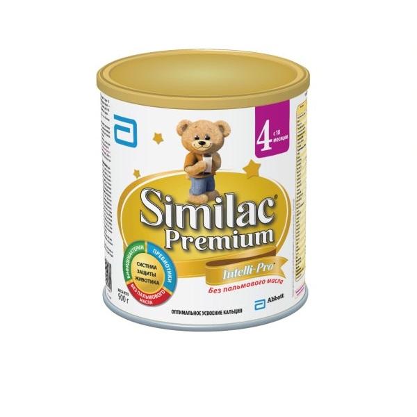 ���������� Similac ������� 900 �� � 4 (� 18 ���)