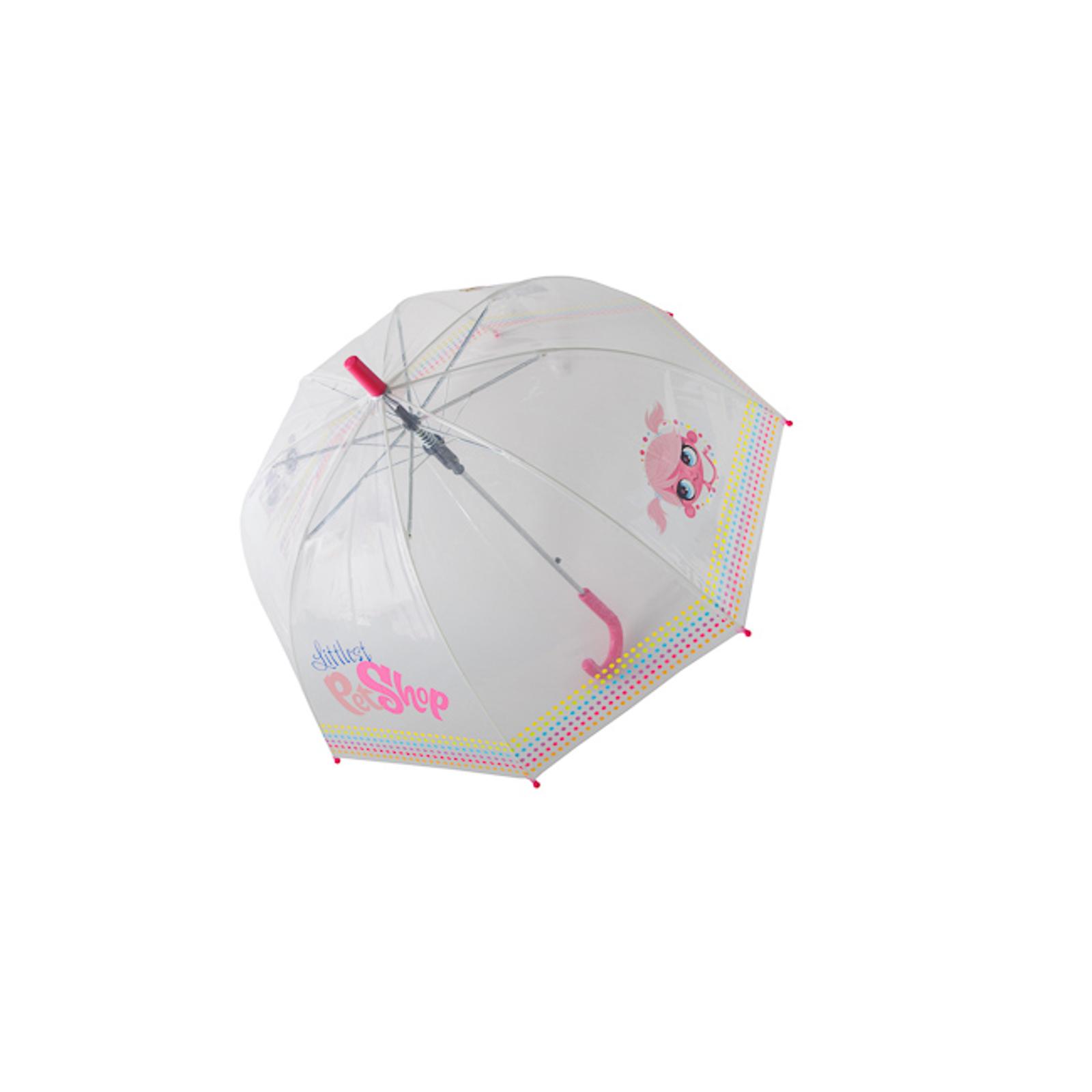 Зонт Littlest Pet Shop Прозрачный от Младенец.ru