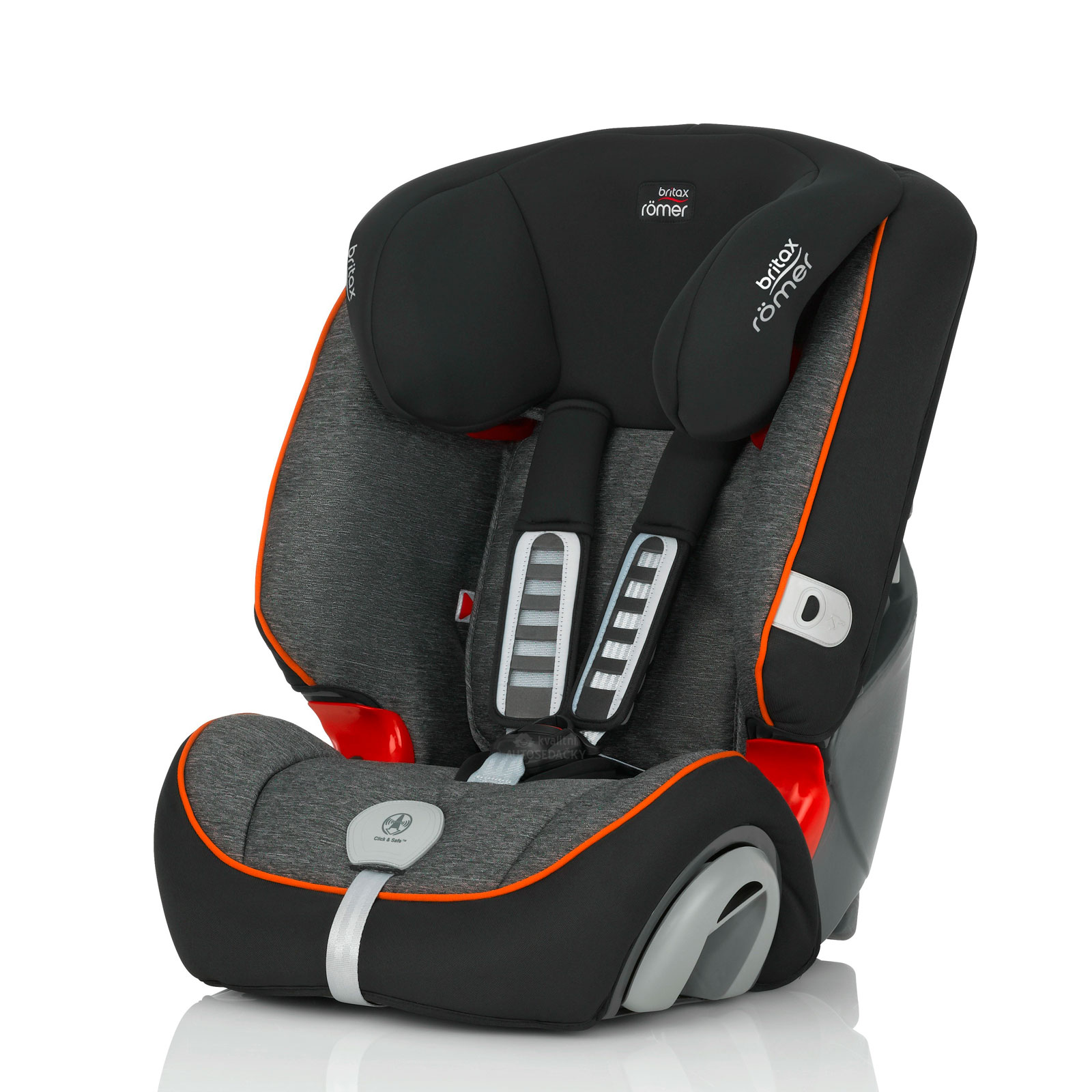 ���������� Britax Romer Evolva 123 Plus Black Marble