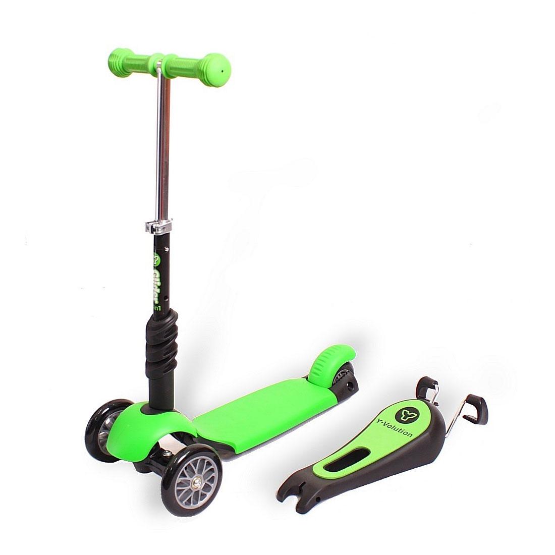�������-������� Y-Bike Glider Seat 3� �������� �������