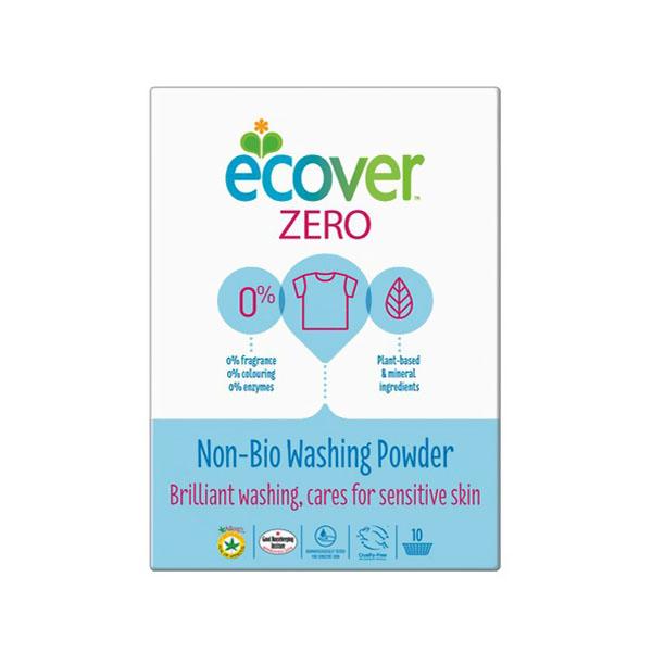 Стиральный порошок Ecover 750 гр Zero Non BIO универсальный (порошок-концентрат)<br>