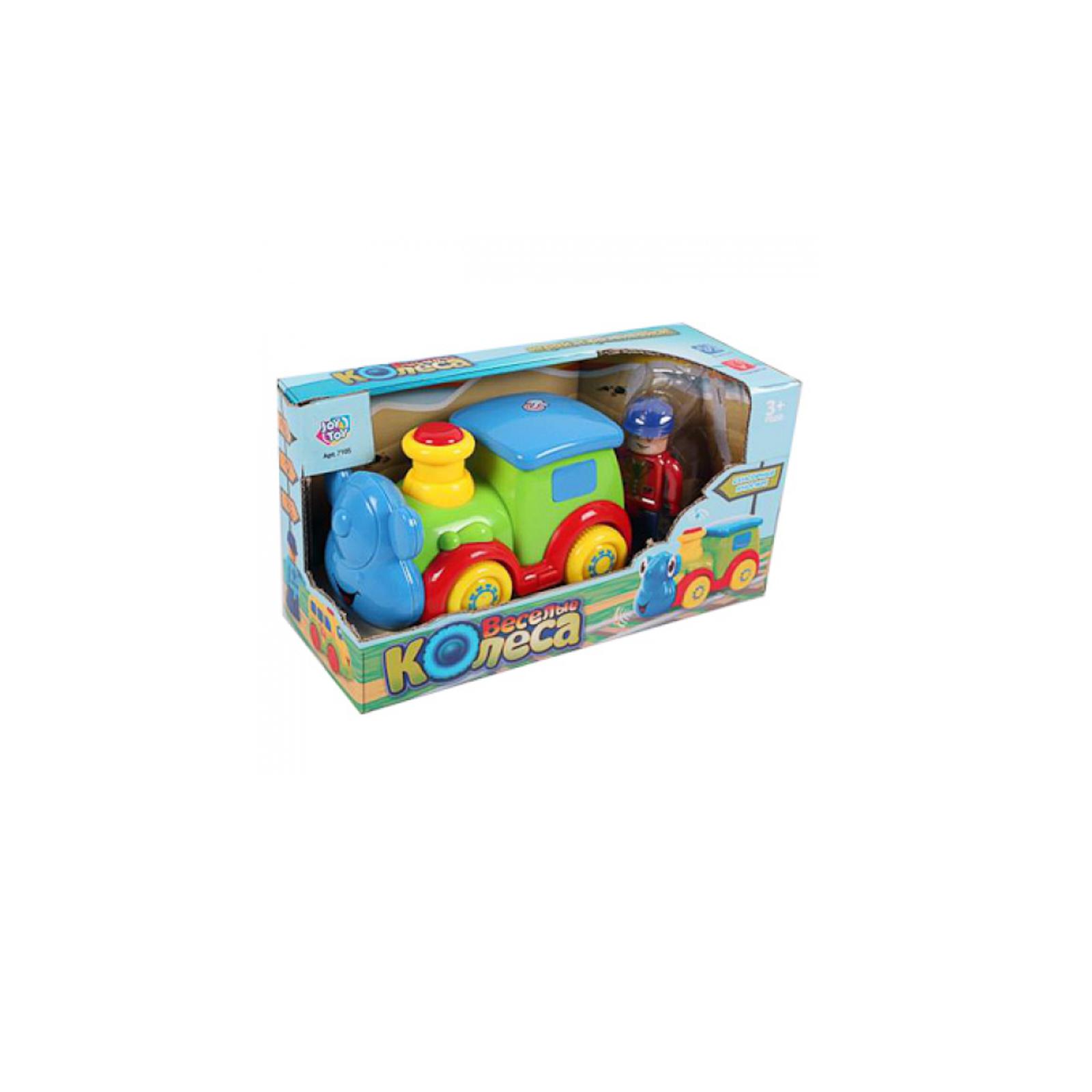 Развивающая игрушка Play Smart Веселые Колеса<br>