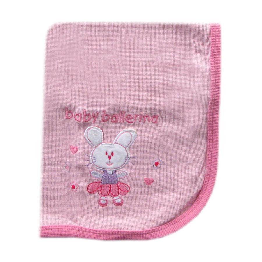 Пелёнка Luvable Friends Лавбл Фрэндс термо (76*76 см) Розовая