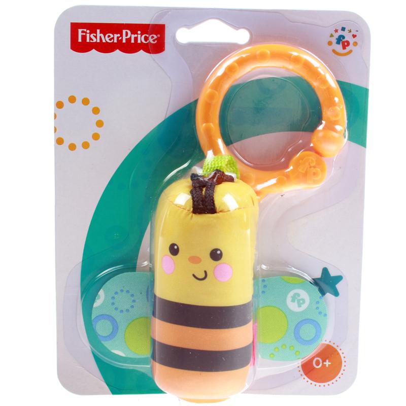 Погремушка Fisher Price Пчелка
