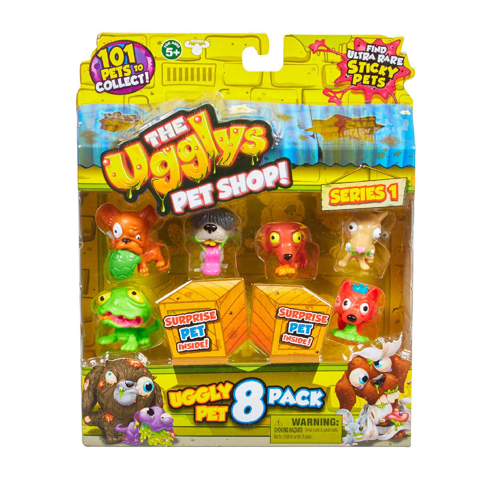 Игрушка Ugglys Pet Shop Набор фигурок<br>