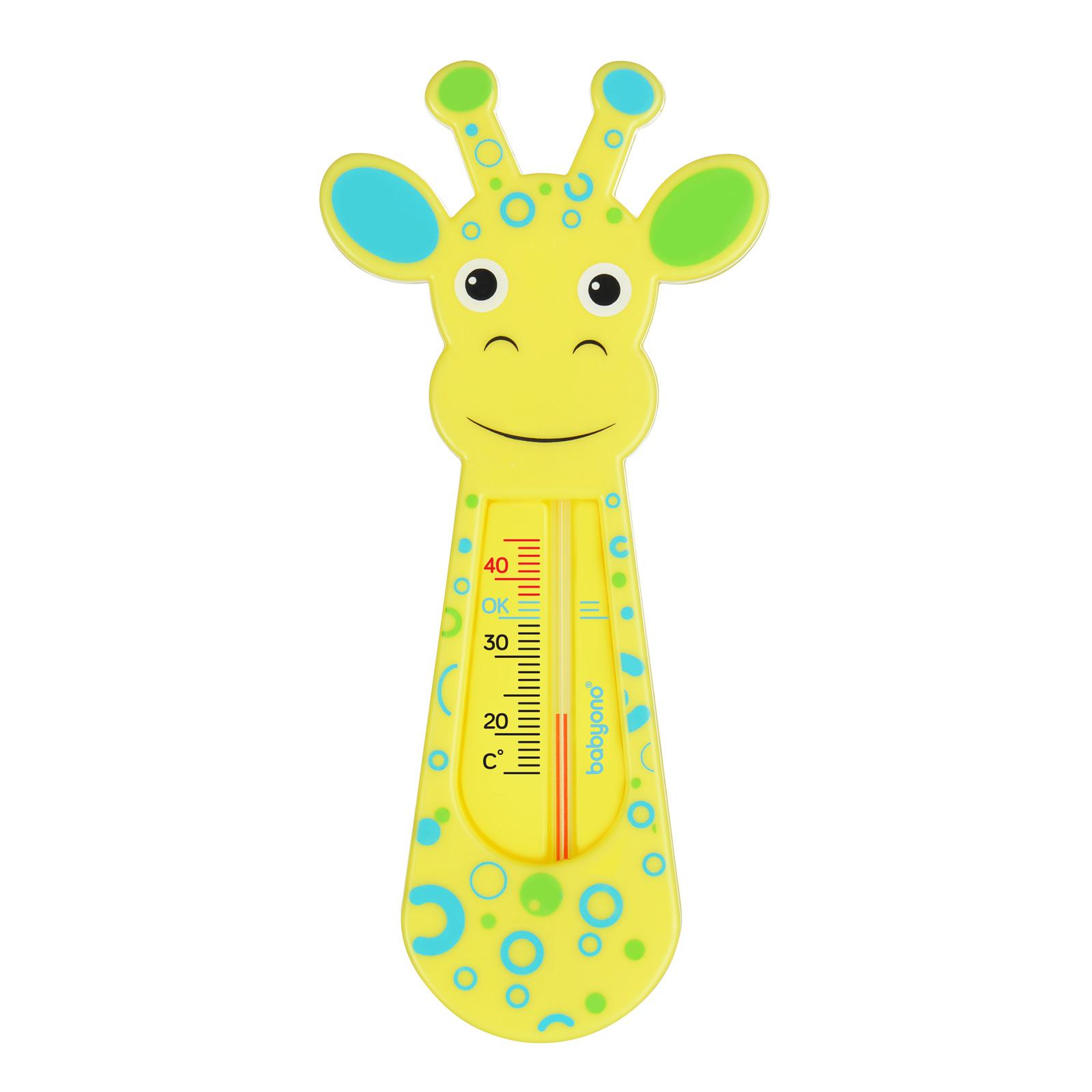 Термометр для воды BabyOno жираф<br>