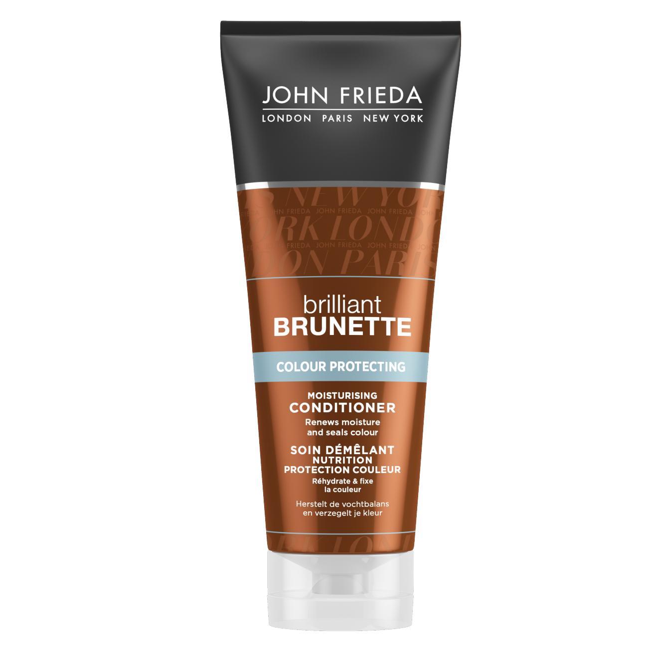 Кондиционер для волос John Frieda Brilliant Brunette для защиты цвета темных волос 250 мл<br>