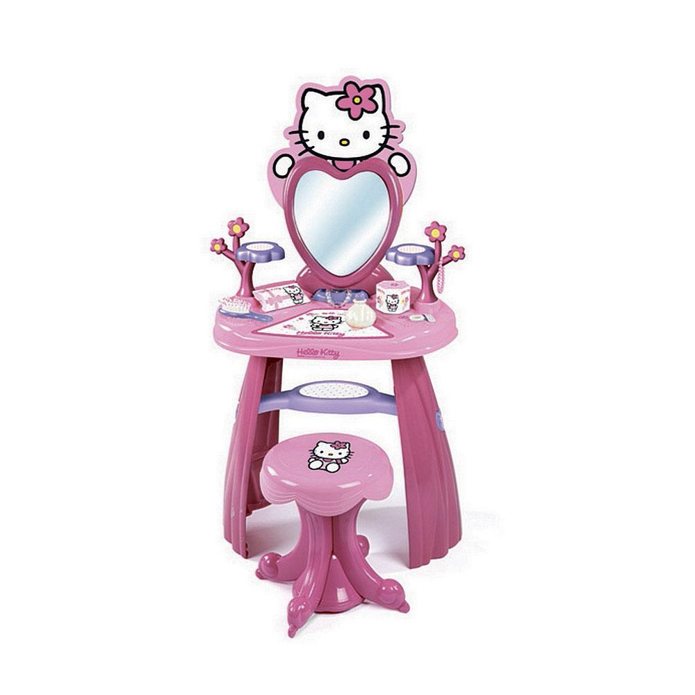 Студия красоты Smoby Hello Kitty со стульчиком 24644<br>