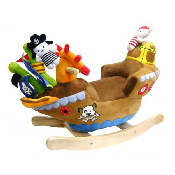 Качалка Felice Корабль с пиратами<br>