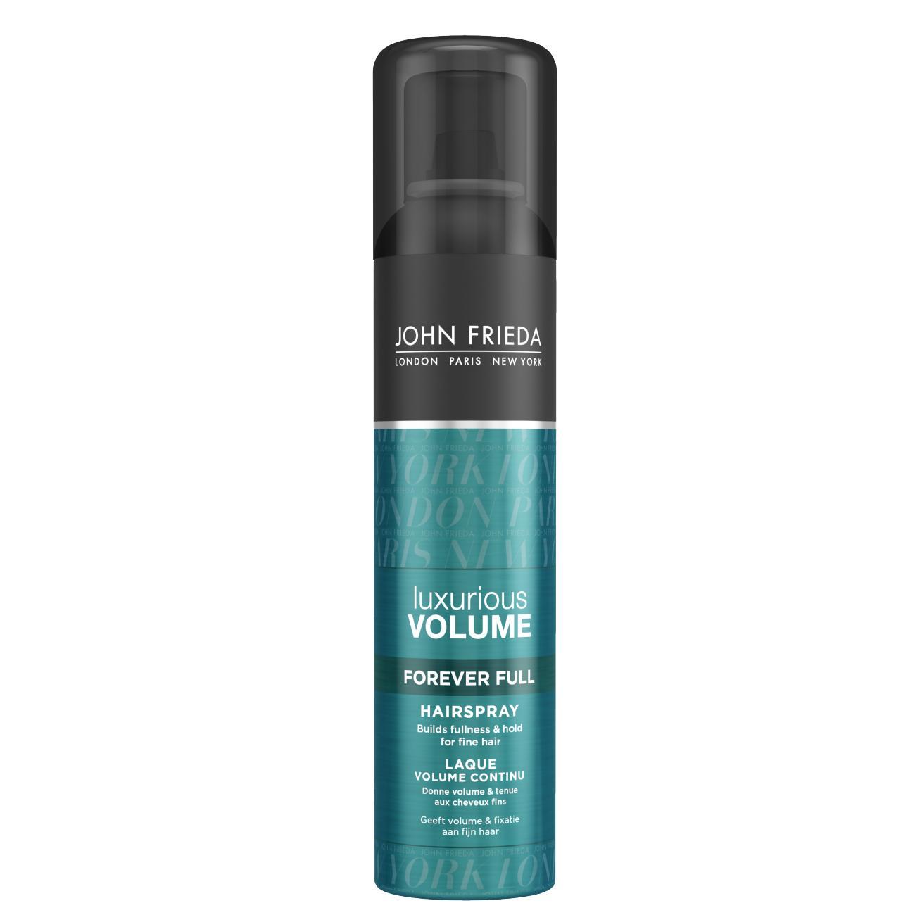 Лак для волос John Frieda Luxurious Volume 24 часа объем и фиксация 250 мл<br>