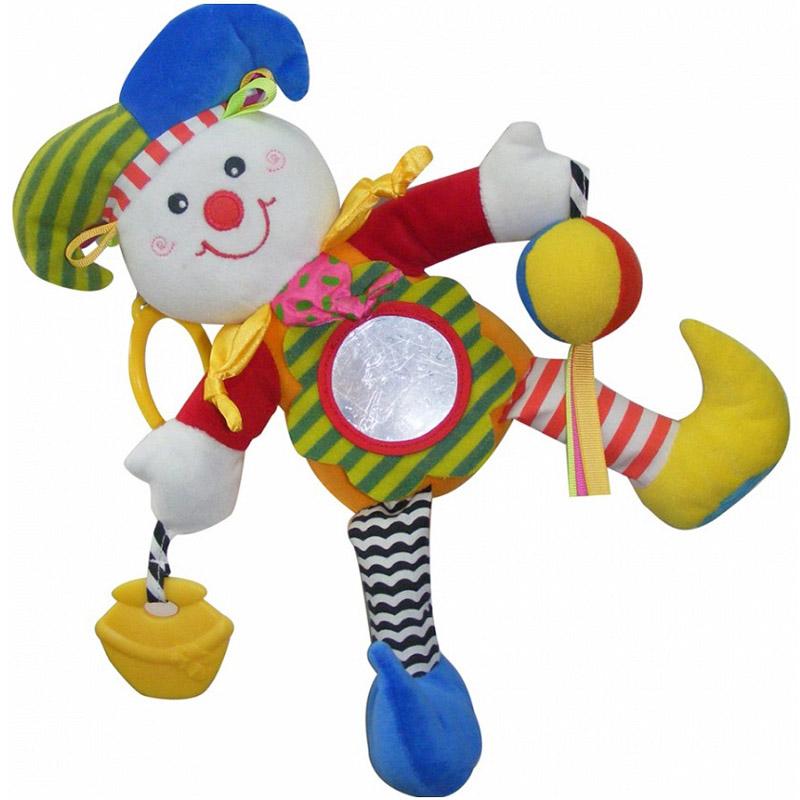 Развивающая игрушка Biba Toys Клоун<br>