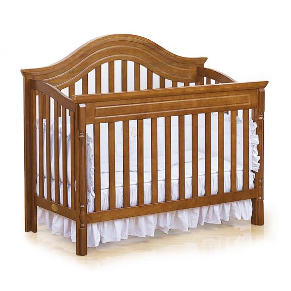 Кроватка Giovanni Aria 120x60 см классика Caramel<br>