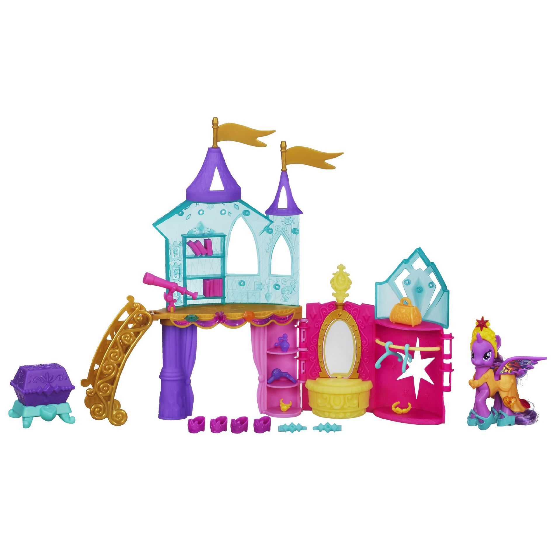 Игровой набор My Little Pony Кристальный Замок<br>