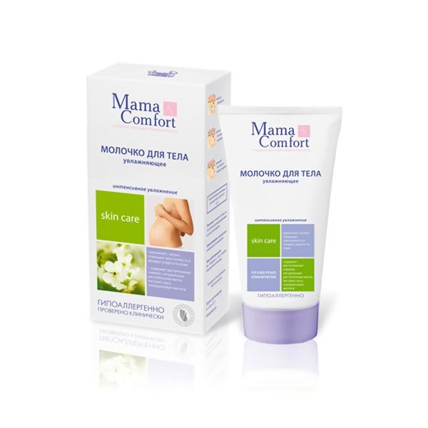 Молочко для тела Mama Comfort Увлажняющее 175 мл<br>