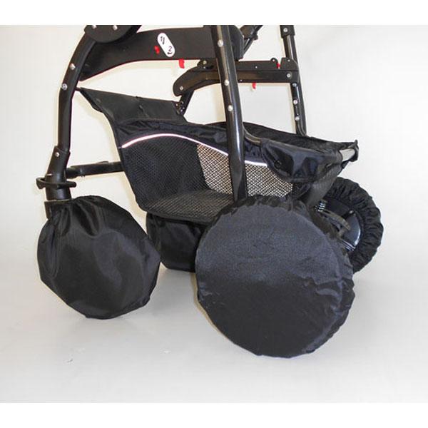 Чехлы на колеса Little Trek 4 шт для поворотных колес<br>