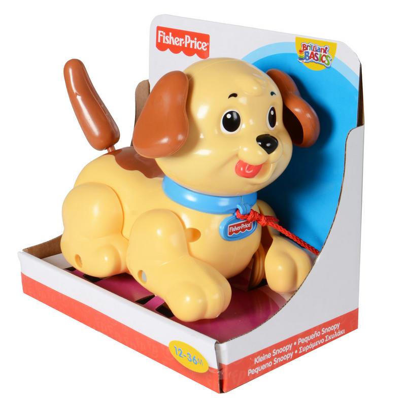 Игрушка Fisher Price Веселый щенок<br>