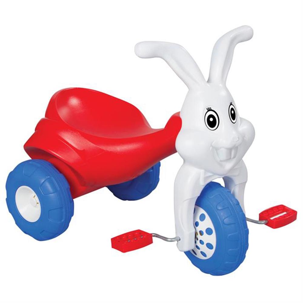 Велосипед Pilsan трехколесный Кролик<br>