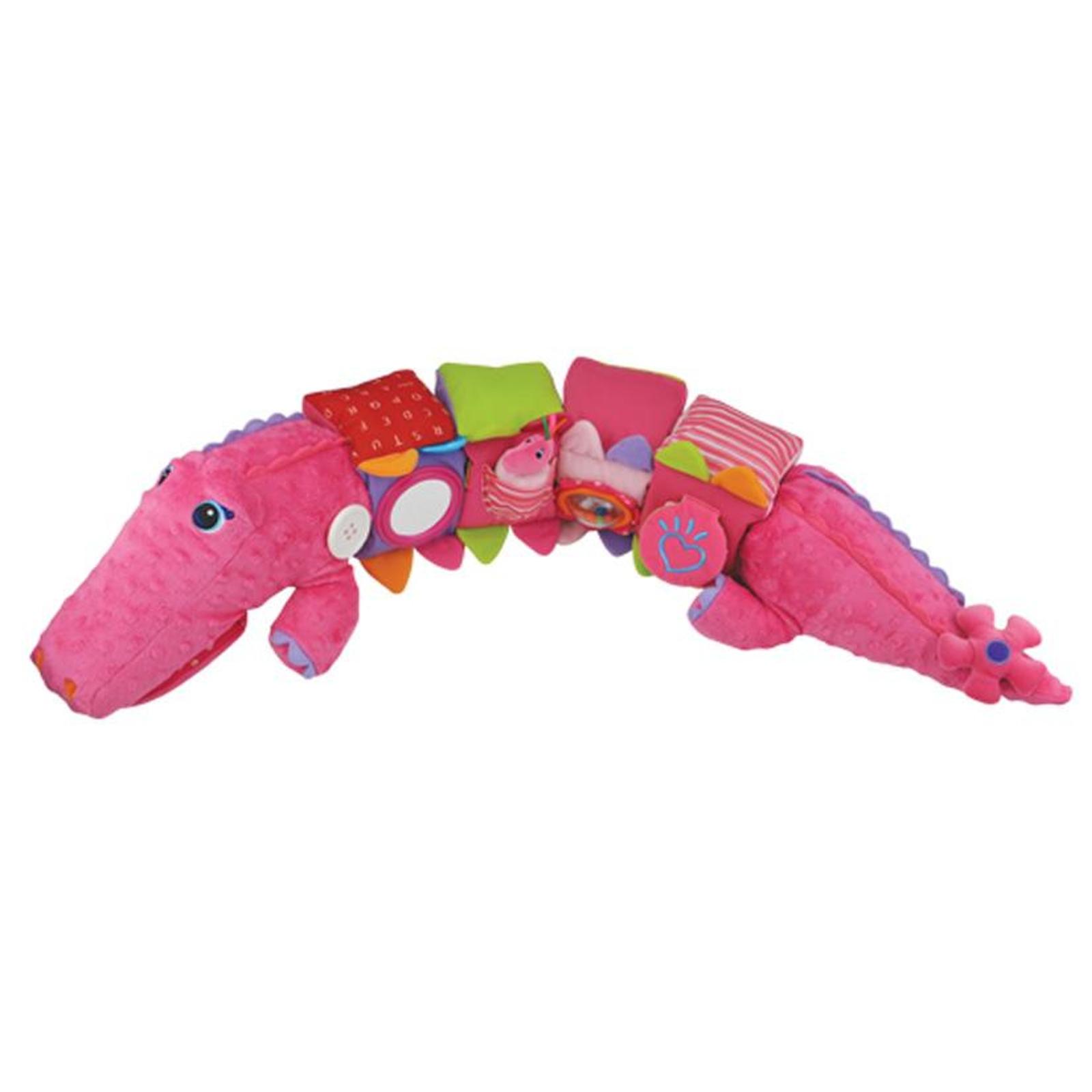 Развивающая игрушка K&amp;#039;s Kids Леди Кроко Блоко с 0 мес.<br>