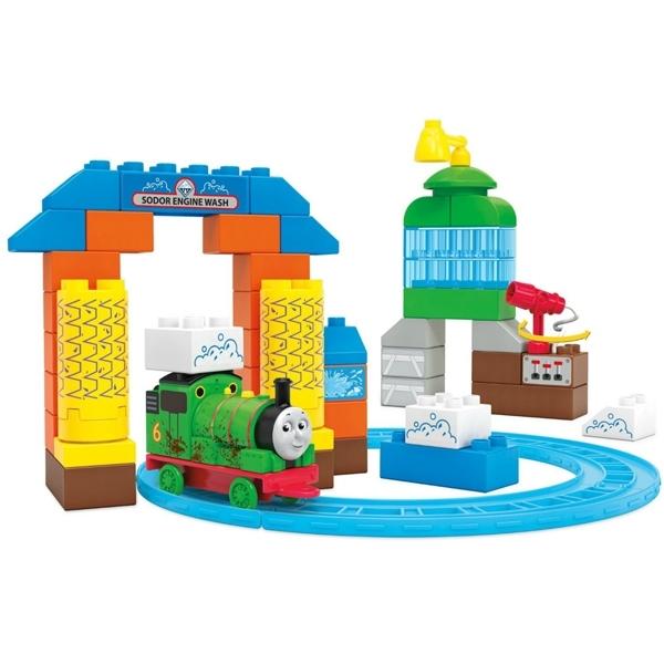 Игровой набор Mega Bloks Томас и его друзья Мойка на острове Содор<br>