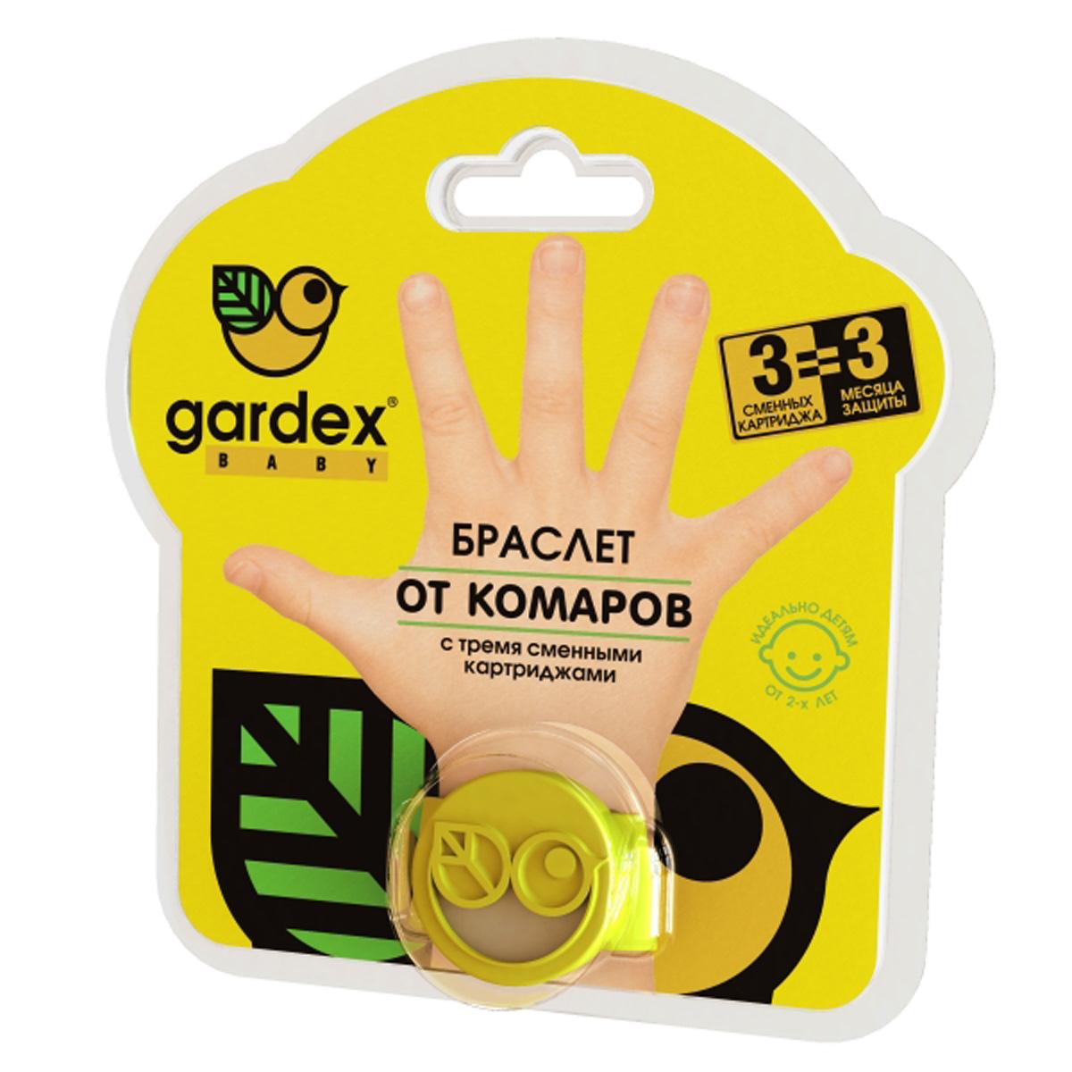 ������� �� ������� Gardex Baby � ����������� � 2-� ���