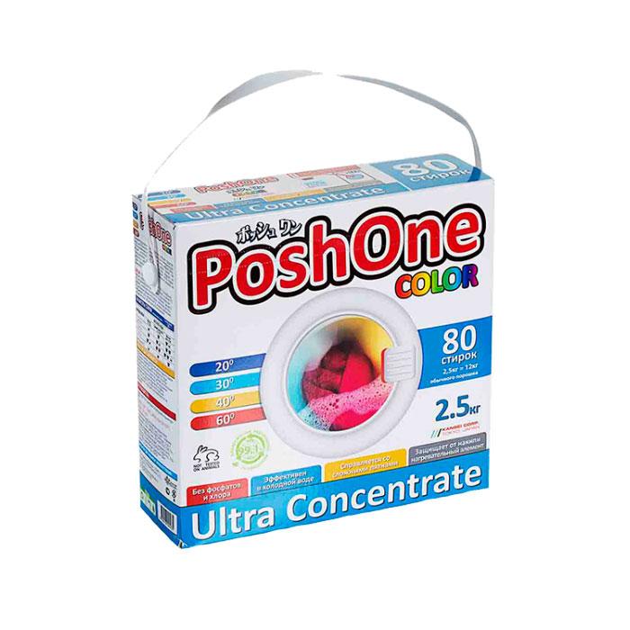 Стиральный порошок Posh one COLOR 2,5 кг<br>