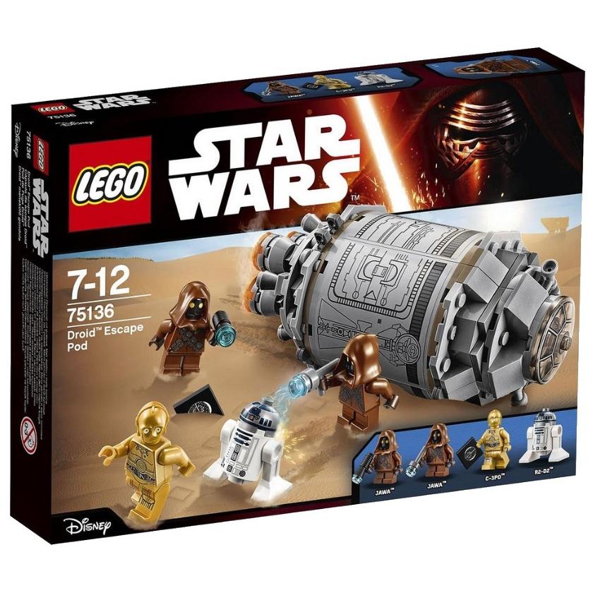 ����������� LEGO Star Wars 75136 ������������ ������� �������