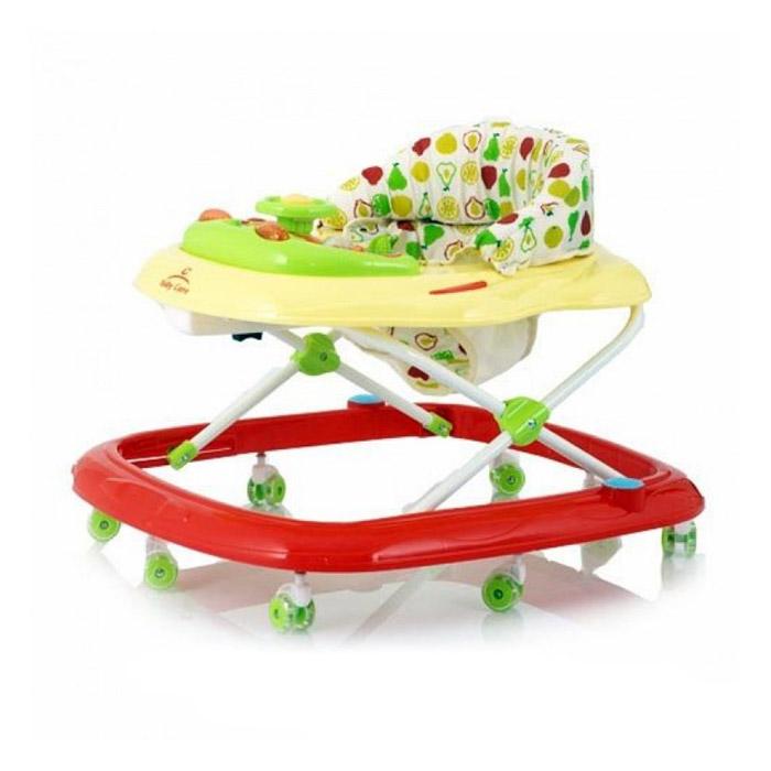 Ходунки Baby Care Pilot Красные<br>