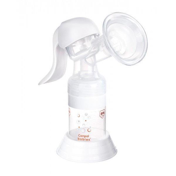 Молокоотсос Canpol Babies Basic ручной<br>