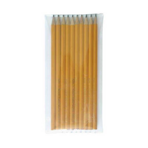Набор карандашей чернографитных KOH-I-NOOR 10 штук<br>