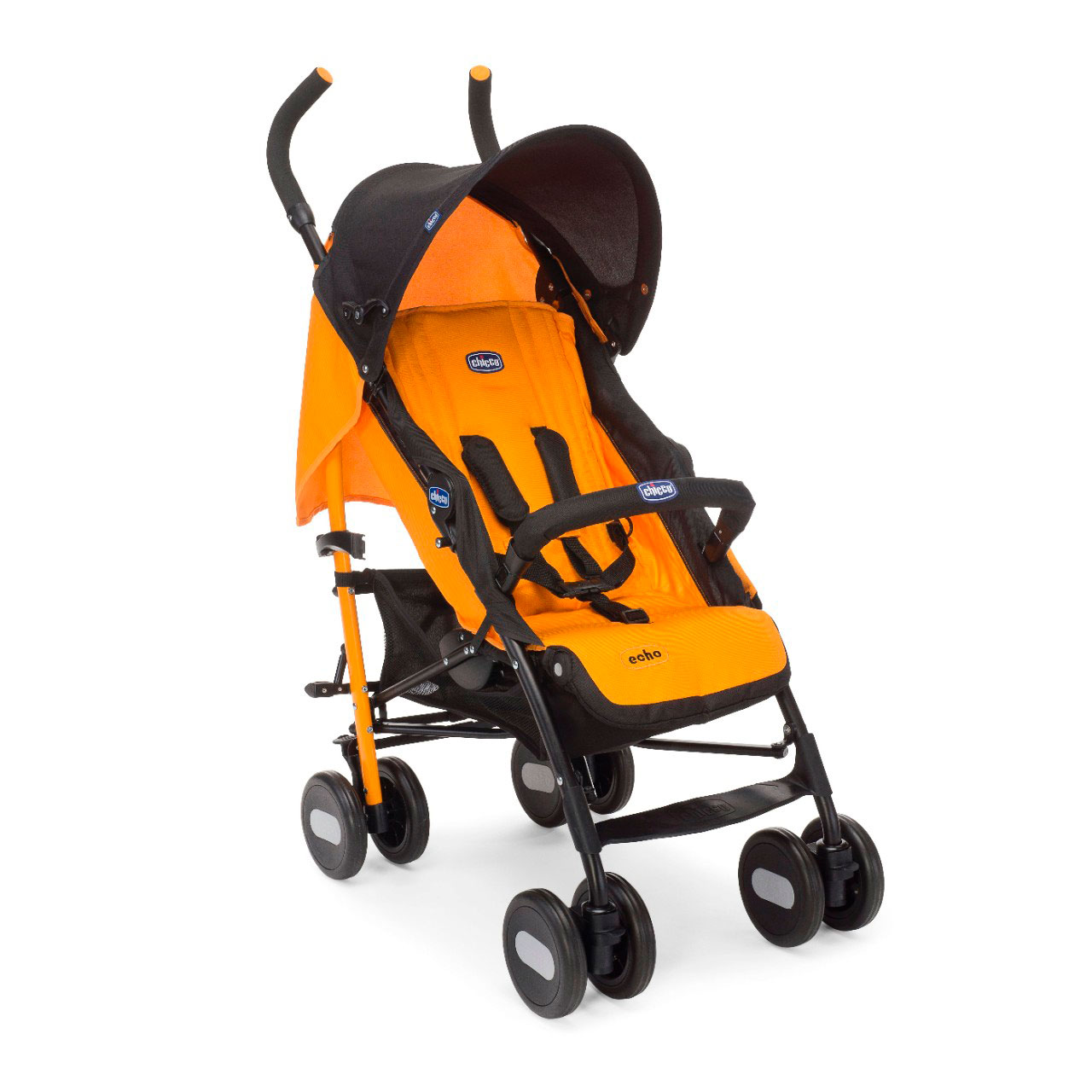 �������-������ Chicco Echo Stroller � �������� Orange