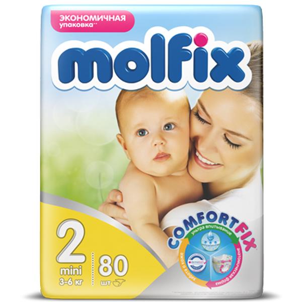 ���������� Molfix Mini 3-6 �� (80 ��) ������ 2