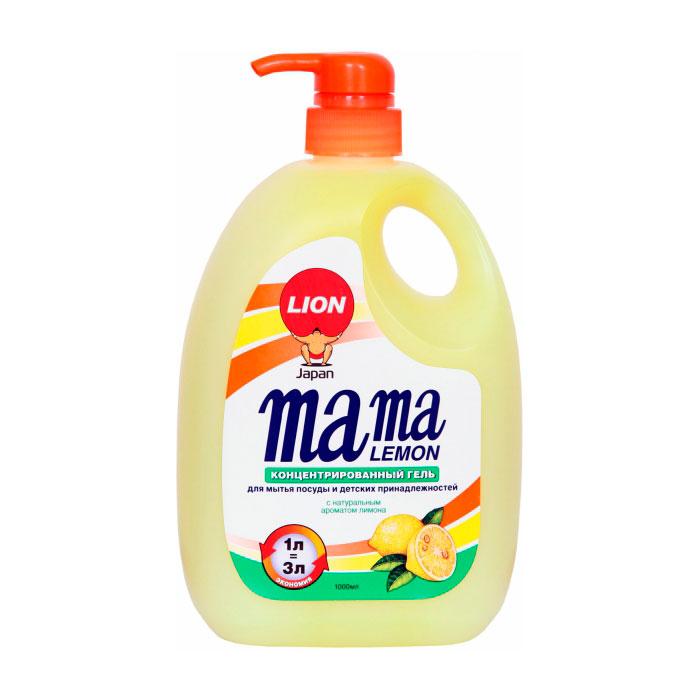 Средство для мытья посуды Lion Mama Lemon Лимон 1 л<br>