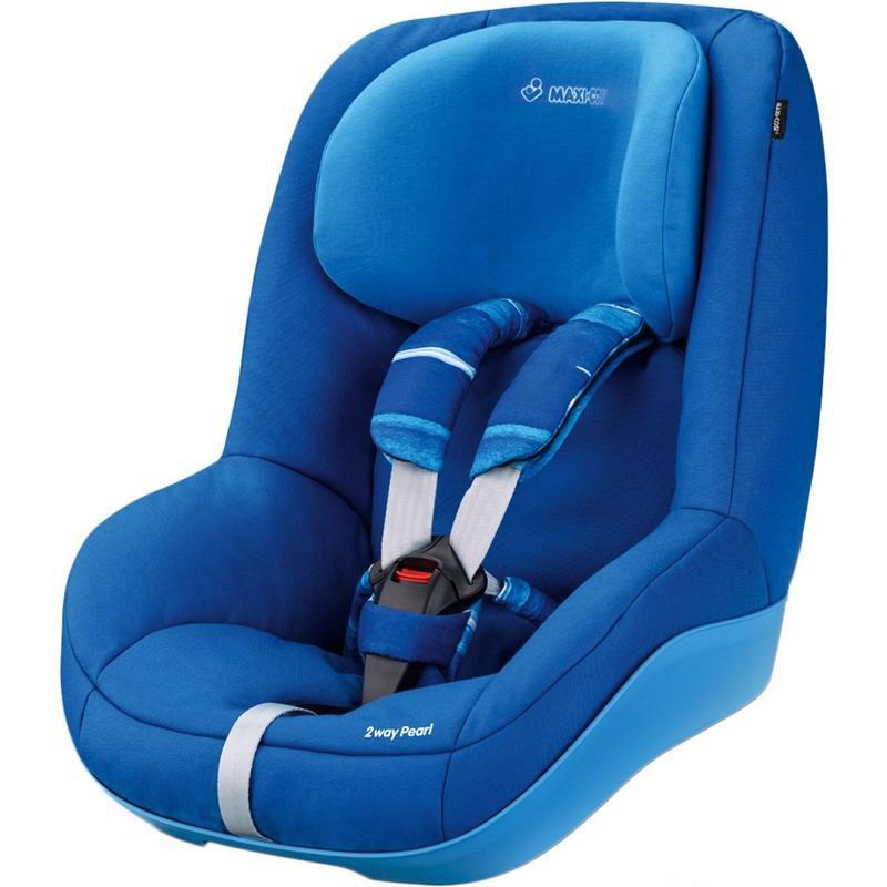 Автокресло Maxi-Cosi 2wayPearl Watercolour Blue<br>