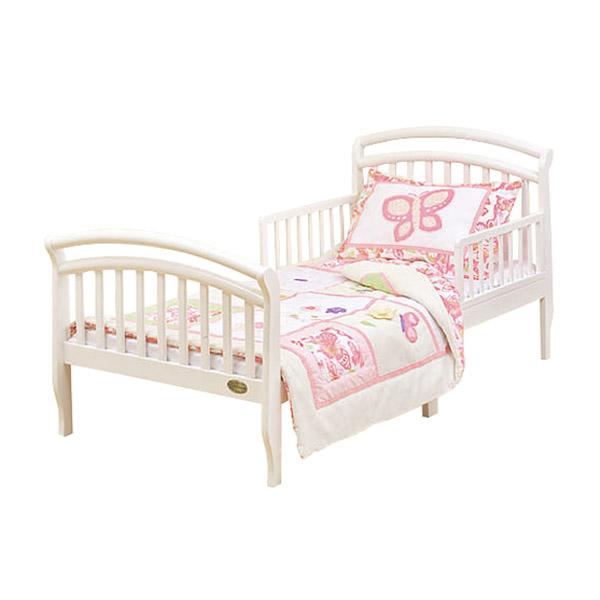 Кроватка Giovanni Grande 160х80 см White (GIOVANNI)