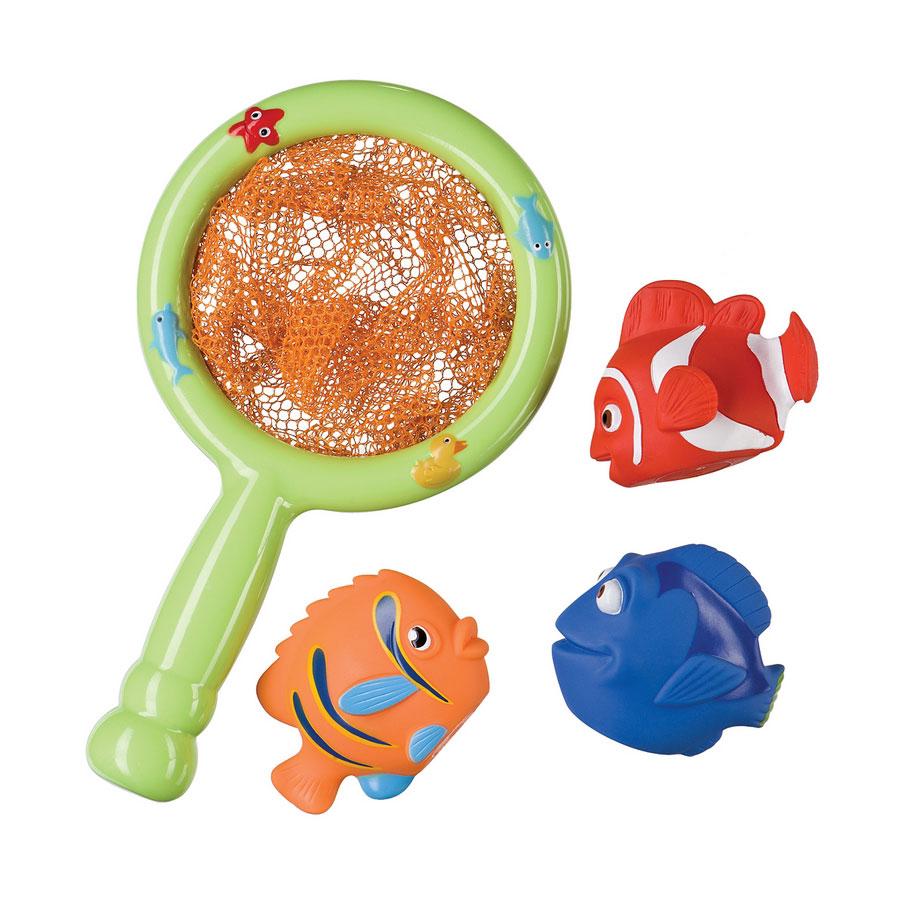 Игрушка для ванной Happy Baby LITTLE FISHER с 6 мес.<br>