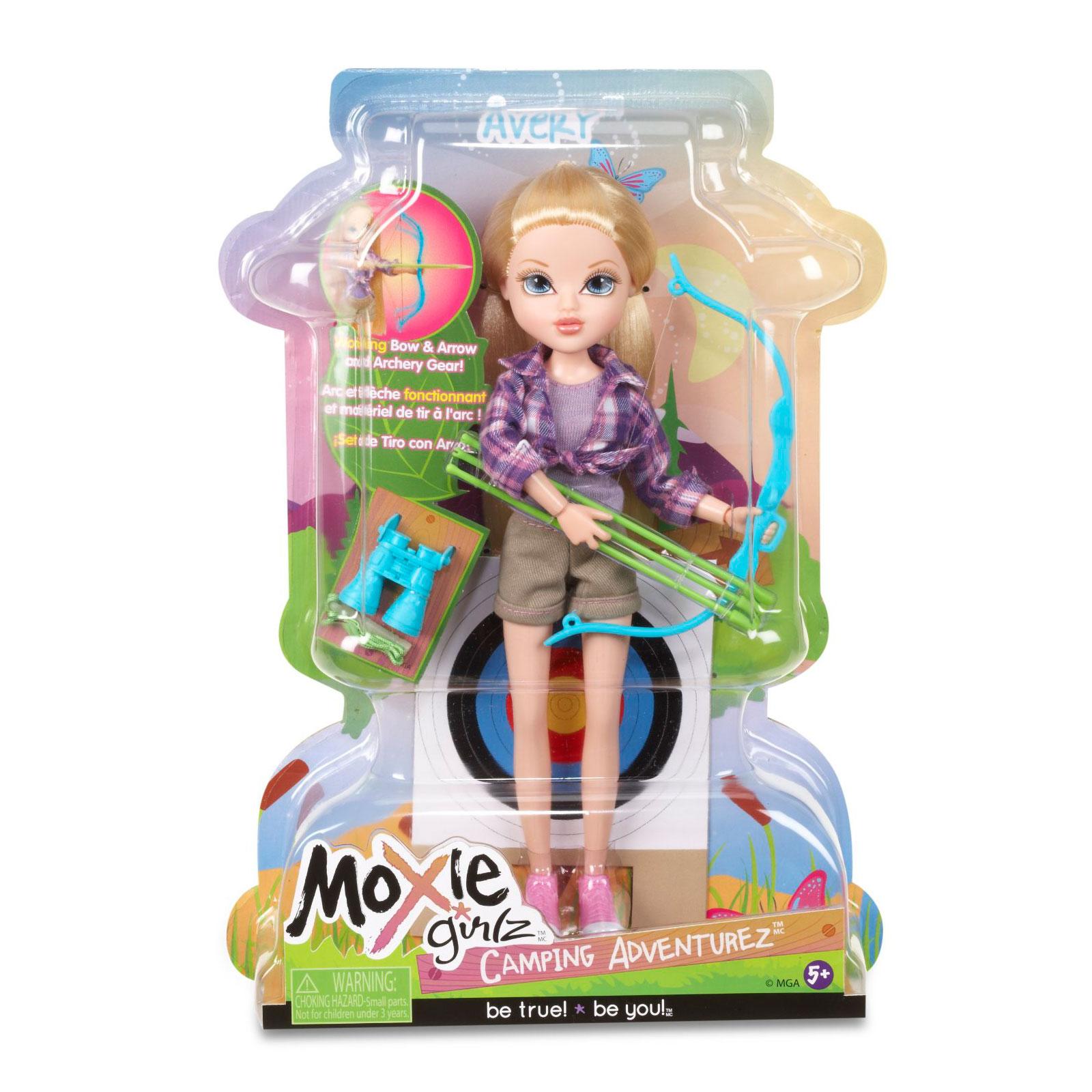 Кукла Moxie Юные скауты, Эйвери<br>