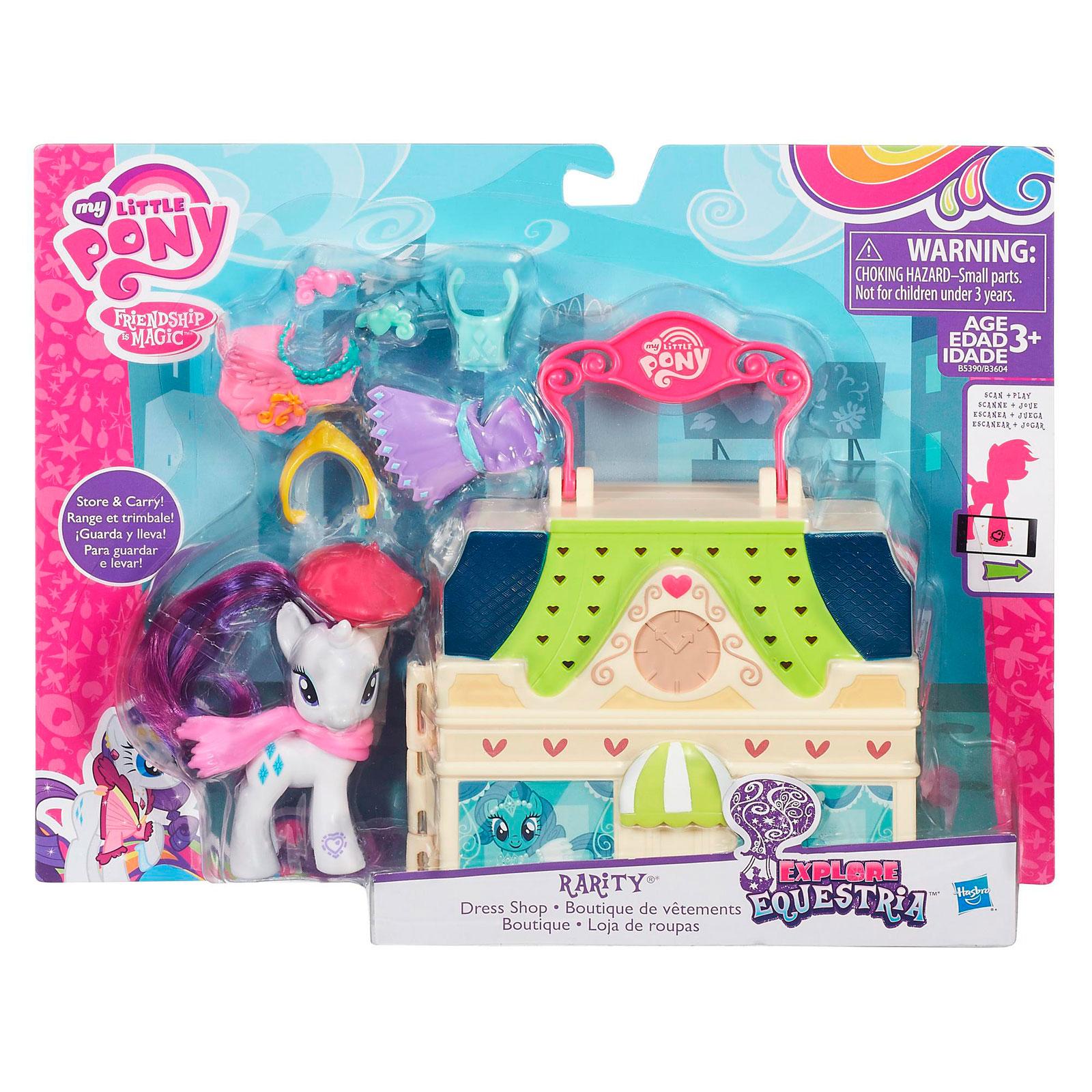 Игровой набор My Little Pony Пони Мейнхеттен<br>