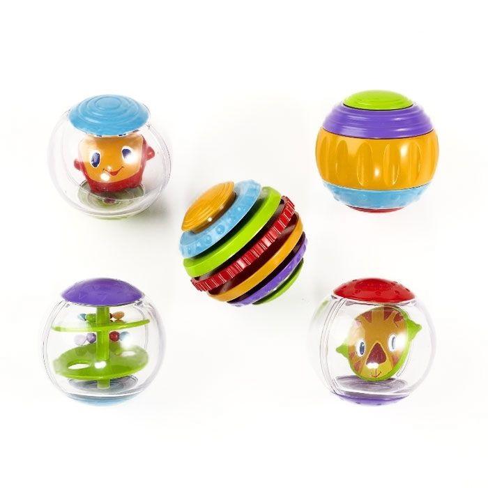 Развивающая игрушка Bright Starts Забавные шарики<br>