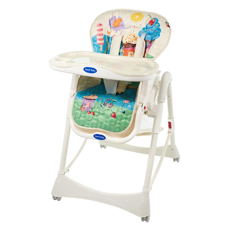 Стульчик для кормления Sweet Baby Land Candy Oval<br>