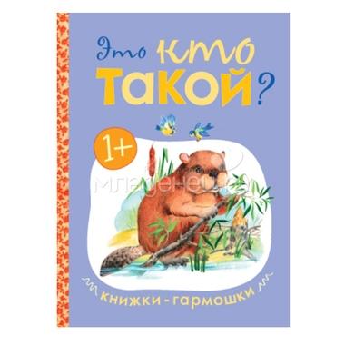 Книжка-гармошка Школа семи гномов Это кто такой?