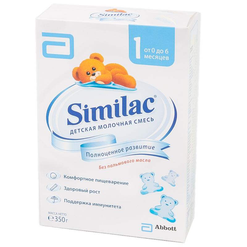 Заменитель Similac 350 гр №1 (с 0 мес)<br>
