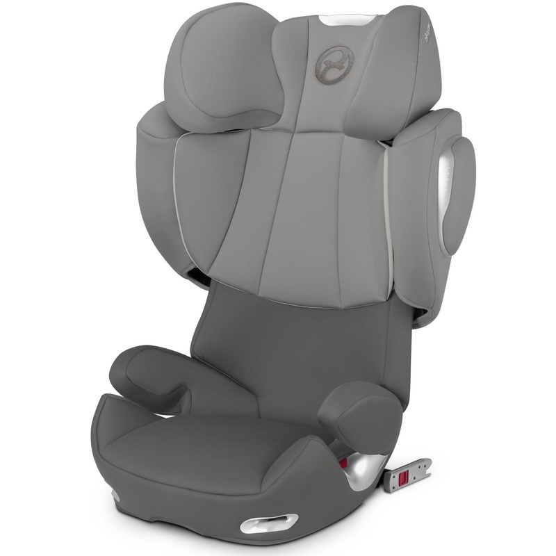 Автокресло Cybex Solution Q2-Fix Manhatt Grey<br>