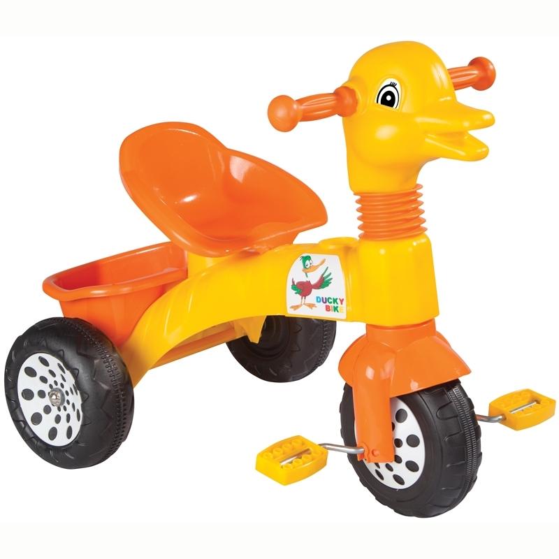 Велосипед Pilsan трехколесный Ducky Bike