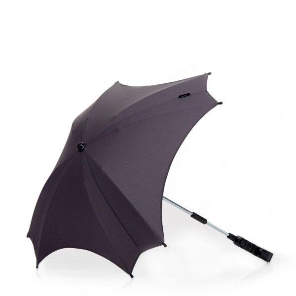 Зонт для коляски с раздвижным стержнем Anex Q1 Gray<br>