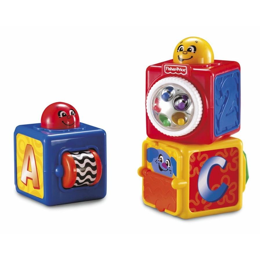 Кубики Fisher Price Волшебные кубики<br>