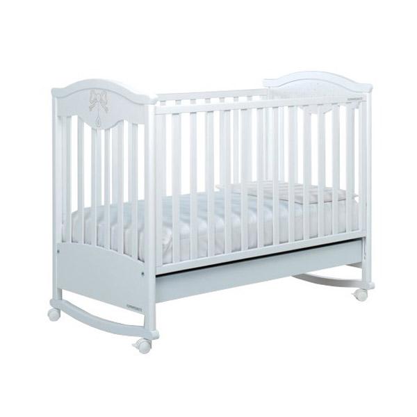 Кровать Foppapedretti Charmant Bianco<br>
