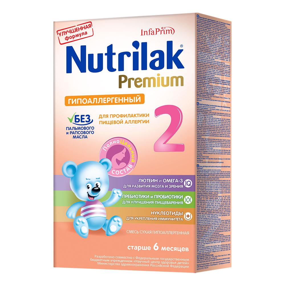 ���������� Nutrilak Premium ��������������� 350 �� � 2 (� 6 ���)