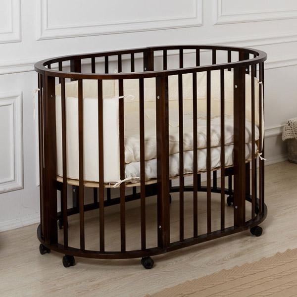 Кровать детская Incanto Gio 3 в 1 Темная<br>